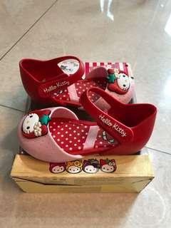 Hello Kitty Melissa Kids Shoe Grendene