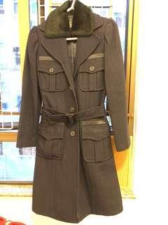 🈹️清櫃減價🈹️Marc Jacobs Navy Blue 女裝長身外套