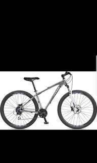Jamis and Merida mountain bike (2 for $500)