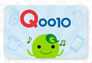 Qoo10 Gift card Qoo Voucher $50