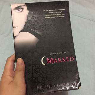 Marked by P.C Cast & Kristin Cast