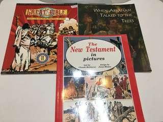 Christian story/comic books for kids