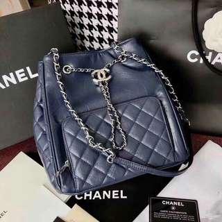 Chanel drawstring