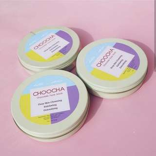 Chochoa 🍫(Chocolate Face Scrub)