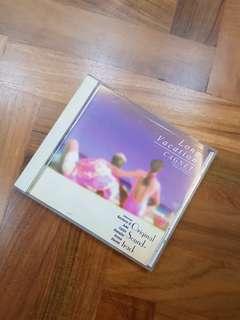 Original CD Long Vacation Cagnet
