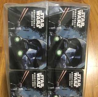 Star Wars bubble head