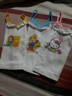 Baby sando/tops