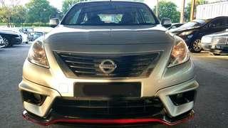 Nissan Almera V 1.5(A) 2013