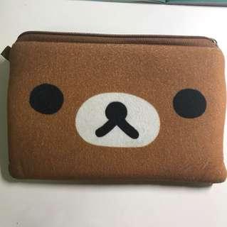 🚚 拉拉熊筆袋/化妝包