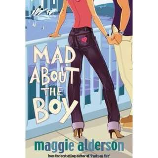 Mad About the Boy by Maggie Alderson