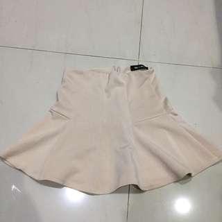 Tennis Skirt Nude