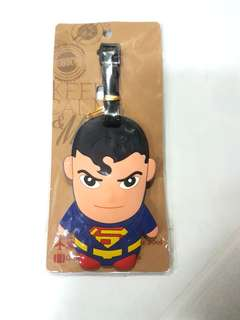 Luggage Tag - Superman