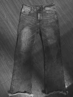 🚚 正韓國喇叭褲