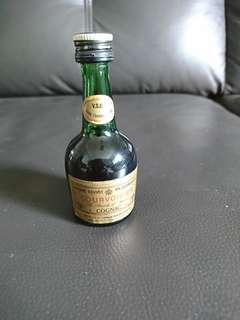 1970s Mini Cognac Courvoisier