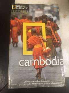 Cambodia Travel guidebook