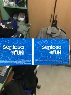 Sentosa Attraction tickets