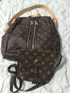 Fake LV Bag