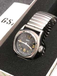 GS/TP Toyko : fried eggs watch