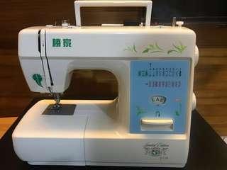 🚚 全新勝家裁縫機