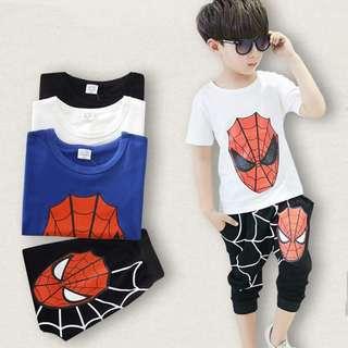 Spider set suit