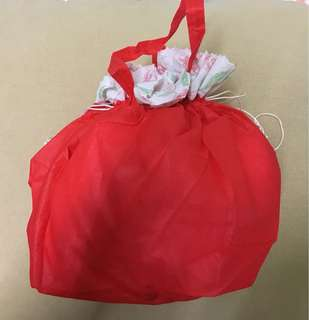 Goody bag - cloth material