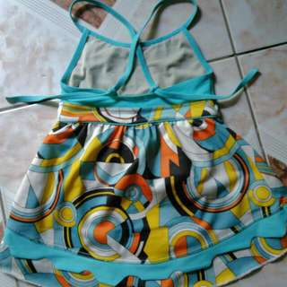 Preloved News Swimsuit