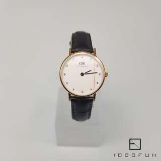 全新 Daniel Wellington Classy York 手錶