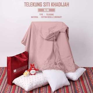 Telekung Siti Khadijah Inspired
