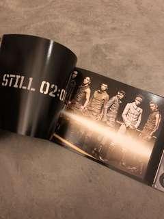 """2pm """"STILL 02:00pm"""" 首批限定盤CD+DVD"""