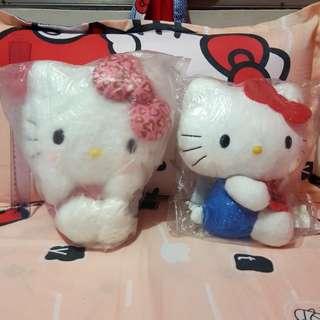 Hello Kitty Plushies Original Sanrio