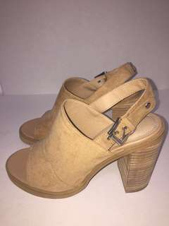 SPURR Block Heels