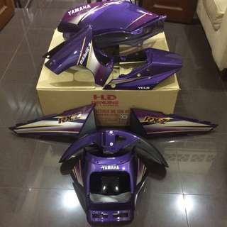 RXZ BODY SET DVM6 (HLD) *preorder