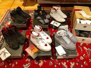 Jordan Collection sz8 - 9