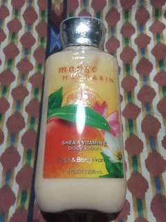 Authentic Bath & Body Works Lotion