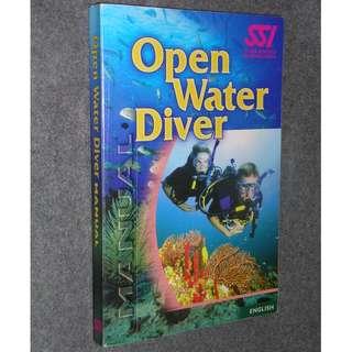 Open Water Diver Manual by Scuba Schools International