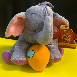 80週年紀念 Lumpy 小象 小熊維尼與好友