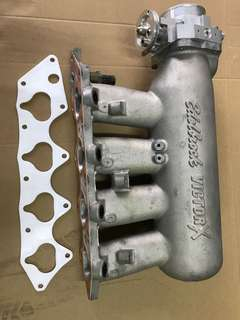 Intake edelbrock & s90 trottle body 74 mm