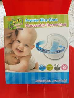 Disposal breast pad