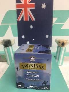 🚚 🇬🇧英國Twinings 唐寧  俄羅斯茶 10包