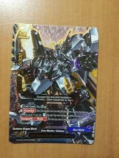 Rare buddyfight cards(Secret Rare, R, RR, RRR)
