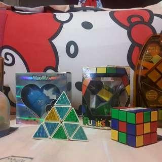 Take All Rubiks Toys