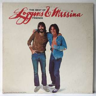 Loggins And Messina – The Best Of Friends (1976 USA Original - Vinyl is Mint)