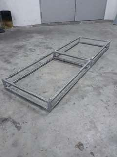 Steel frabrication
