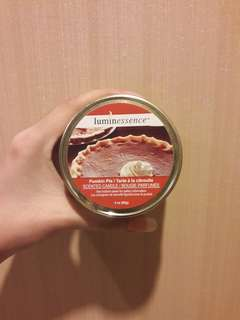 Pumpkin Pie Scented Candle