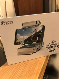 PUBG mobile mouse & keyboard dock