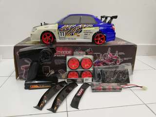 Rc drift beginner starter pack
