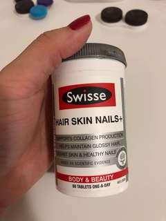 Swisse hair skin nails