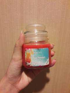 Papaya Passion Scented Candle