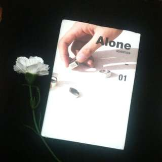 [WTS] Al1 Alone 01 4th mini album seventeen (OFFICIAL)