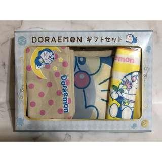 🚚 日版 多啦a夢 Doraemon 筆袋/化妝包 收納袋 方巾 包包 帆布防水尼龍棉小叮噹日本